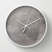 IT'S WATER OFF A SWAN'S BACK Wall Clock by catspaws