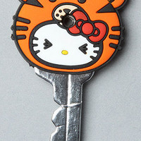 - The Hello Kitty Tiger Key Cap by Loungefly