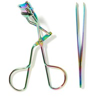 Models Own Eyelash Curler And Tweezer Set
