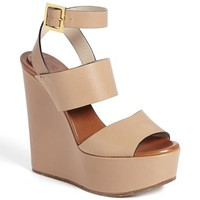 Chloe 'Central' Wedge Sandal