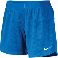 "Nike Women's Icon 6.5"" Mesh Shorts 