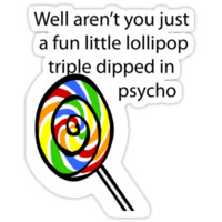 Lollipop Psycho