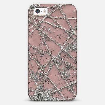 Sparkle Net Pink iPhone & iPod case by projectm | Casetagram