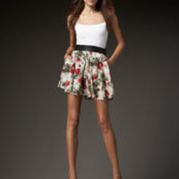 Elizabeth and James - Taylor Floral Skirt - Neiman Marcus