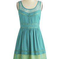 Blue Skies Ahead Dress