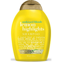 Sunkissed Blonde Lemon Highlights Shampoo