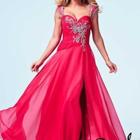 Cassandra Stone 48119A at Prom Dress Shop