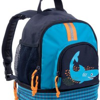 Lassig 4Kids Mini Backpack, Shark