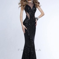 Faviana 7331 at Prom Dress Shop