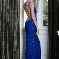 Scala 47694 at Prom Dress Shop
