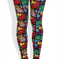 Marvel Comic Leggings