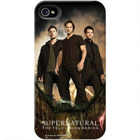 Supernatural Dean, Sam, and Castiel Phone Case for iPhone and Galaxy | WBshop.com | Warner Bros.