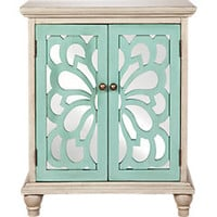 Pixie Perfect Accent Cabinet