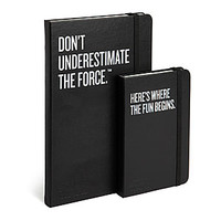 Limited Edition Star Wars Moleskine Notebooks - Small Ruled