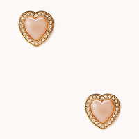 Sweetheart Glam Studs