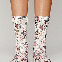 Bouquet Ankle Sock
