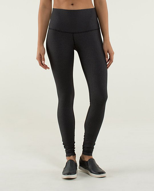 Wunder Under Pant *Roll Down From Lululemon