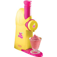 Walmart: Nostalgia Electrics Fro-Frutti Frozen Fruit Dessert Maker, Yellow