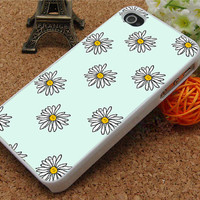 iphone 5s case iphone 5c case iphone 5 case iphone 4s case iphone 4 cases Little Daisy, Phone Cases, Phone covers, Skins, Case for iPhone