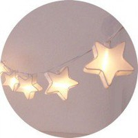 White Star String Lights