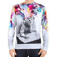 Imaginary Foundation Study Sublimation Crewneck - Hoodies & Sweatshirts - Store