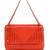 The Red Studded Bag - 29 N Under
