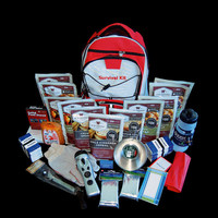 2-Week / 1-Person Essential Survival Pack Food Kit
