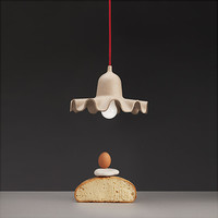 Egg Of Columbus Hanging Lamp | MoMA