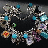 Breaking Bad inspired charm bracelet Heisenberg GIFT BOXED