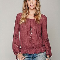 Free People Womens FP X Jewel Top -