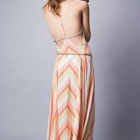 Atlantis Chevron Dress