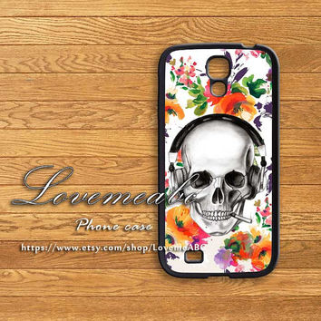 skull,samsung galaxy S4 case,samsung Galaxy S3 case,samsung galaxy note 3,samsung galaxy S4 mini case,S3 mini case,samsung galaxy s4 active