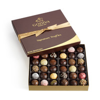 Shop Our 36 pc Signature Belgian Chocolate Truffles at Godiva