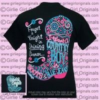 Country Boy (Short Sleeve) - $16.99 : Girlie Girl™ Originals - Great T-Shirts for Girlie Girls!
