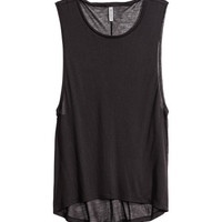 H&M - Sleeveless Top -