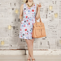 Air of Adorable Dress | Mod Retro Vintage Dresses | ModCloth.com