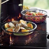Mesh Nonstick 3-in-1 Grill Pan | Sur La Table