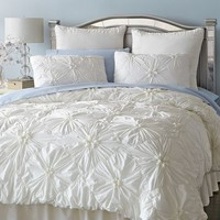 Savannah Bedding & Duvet - Ivory