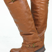 Back Country Riding Boot - Cognac