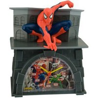 Marvel Spider Sense Spiderman Bank Alarm Clock