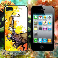 Calvin And Hobbes,Accsessories,Case,Cell Phone,iPhone 4/4S,iPhone 5/5S/5C,Samsung Galaxy S3,Samsung Galaxy S4,Rubber/512Q12