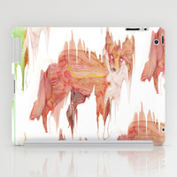 Remix Red Fox iPad Case by Ben Geiger