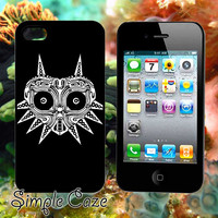 Majora Mask,Accsessories,Case,Cell Phone,iPhone 4/4S,iPhone 5/5S/5C,Samsung Galaxy S3,Samsung Galaxy S4,Rubber/1112Q14