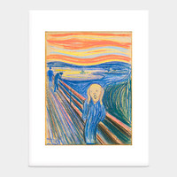 Munch: The Scream Notebook | MoMA