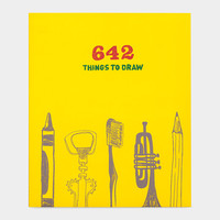 642 Things to Draw | MoMA