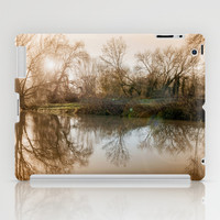 TREE - FLECTION 2 iPad Case by Catspaws