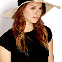 Keep Cool Straw Sun Hat