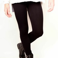 LauraLii — Black Stretch Leggings