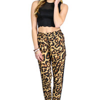 Jungle Kitty Trouser