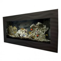 Unique Wall Aquariums - Opulentitems.com